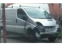 BREAKING ALL VAUXHALL VIVARO TRAFIC PRIMASTAR 2001-2014 ALL PARTS AVAILABLE