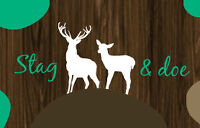 STAG AND DOE!!