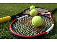 TENNIS LESSONS! FOR ALL AGES! PRIVATE COURT! ONLY £15.00 PER HOUR