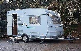 Hymer Nova 2 berth Caravan Wanted old or new shape