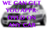 cars for any credit type