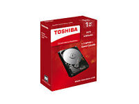 "Toshiba L200 1TB 2.5"" SATA Hard Drive for laptops NEW UNUSED"
