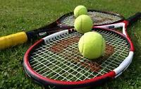 Looking for a tennis partner (Waterloo)
