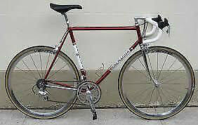 WANTED 58-60 cm Italian or British Quality Vintage RACING Bike