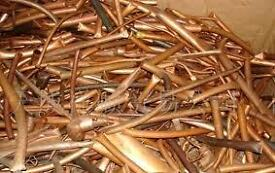 Scrap Metal Collection Service / Top Prices for Lead, Copper, Batteries, Brass and Cables