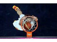 High Level Mens Basketball Player needed