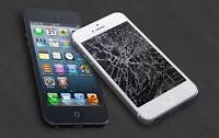 IPHONES ALL MODELS REPAIRS SCREENS BATTERIES BUTTONS  90 DAYS W