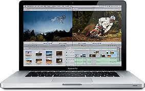 "Apple Macbook Pro 15.4"" with Intel i7 QUAD CORE - 2.4Ghz/ 8GB RAM Mount Waverley Monash Area Preview"