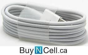 iPHONE 5 5C 5S 6 6 PLUS ORIGINAL APPLE USB CHARGING CABLE + WTY