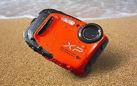 Fujifilm Finepix XP70 16.4MP Tough Outdoor with WIFI Camera Oxley Brisbane South West Preview