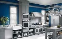 COMPLETE APPLIANCE INSTALLATIONS GAS LINES GAS APPLIANCE HOOK UP