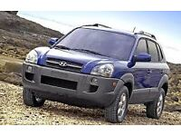 4*4 Hyundai Tucson CRTD GSI