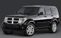 ***LOW KM'S*** 2008 4x4 Dodge Nitro 60,000 KMS
