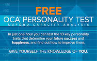 Take the FREE Personality Test