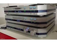 Sony Lissa hi fi and speakers