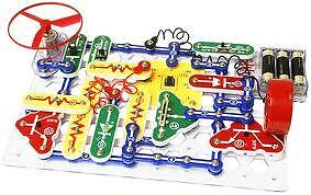 Elenco Snap Circuits Kit SC300: Teach your kids about circuits!