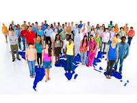7 ITALIAN Speakers needed | Work renting rooms | 2 weeks Paid Training | £1500 per month