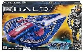 Mega Bloks Halo Covenant Seraph Starfighter 97015 (unbuilt spaceship)