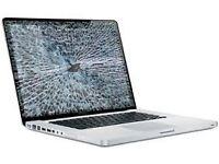 Broken Macbook for parts needed