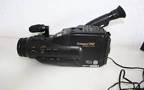 JVC Camcorder Compact VHSin Willington, County DurhamGumtree - JVC Camcorder Compact VHS JVC Camcorder Compact VHS JVC Camcorder Compact VHS In perfect working order Bargain