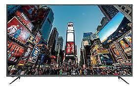 RCA 70 INCH 4K UHD SMART LED  TV. NEW IN BOX WITH WARRANTY. SUPER DEAL. $799.00 NO TAX.