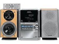 Panasonic SA-PM28 5 CD Changer FM Stereo