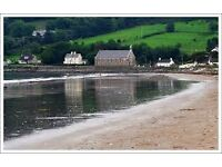 LAST MINUTE £170 offers for stunning beach house in Waterfoot, Glens of Antrim NI
