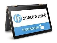 New HP Spectre x360 13-4201na OLED Quad-HD Convertible Laptop - Core i7 / 18GB / 512GB SSD