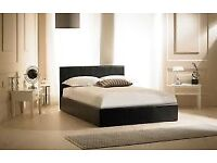 BEDS BY BEDLINES FROM JUST £89 - LEATHER FINISH BEDS - WOODEN BEDS - DELIVERED - MATTRESSES