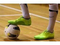 Futsal team looking for new players