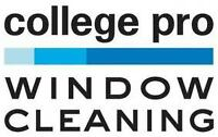 Window Cleaning Technician + Marketing Manager