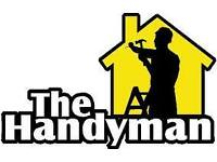 Handyman @ your service anytime & anyplace. Affordable prices, excellent work & excellent reference