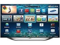 """BRAND NEW 43"""" """"Samsung smart tv £350,price is negotiable and guaranteed."""