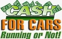 CASH FOR YOUR SCRAP- CALL 204-890-6626
