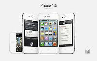 iPhone 4s Mint Condition 16GB Telus,Bell&Rogers(WIFi Not working