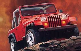 1989 Jeep YJ Wrangler parts for sale