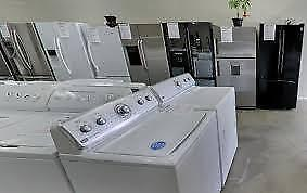 - Used SALE  -  FRIDGE  -  STOVE  -  WASHER  -  DRYER  / 9267 - 50 Street Edmonton