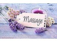Relaxing gentle touch & stress relief full body massage in East London