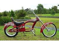 Sakura mustang chopper electric bike