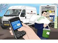 Experienced Multi Drop Driver required - UK Food Distribution