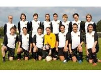 Balham Women's Football Club - Join Us Now