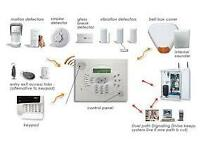 Satellite Dish, CCTV, Security Alarm, Door Entry System, VOIP, PABX etc