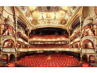 2 tickets for Grand Opera House Jersey Boys Belfast Friday 14th September 2018