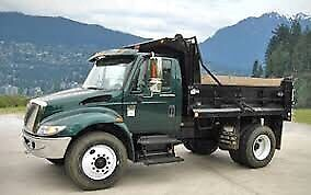 Looking to purchase a used single axle or tandem dump truck