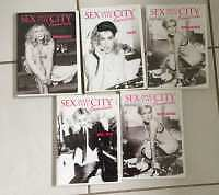 Sex and the City DVD Season 2  & 6 collection for sale