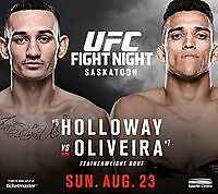 UFC Aug 23 - Sec 38 Row 1 - 4 tix @ $190 each