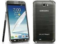 Samsung galaxy note 2 16gb 4G factory Unlock to all networks good use condition