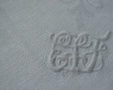 monogrammed linen napkins - Linen Monogrammed Napkins