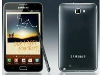 Samsung galaxy note one