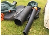 Black & Decker GW250 Garden Leaf Blower Hardly Used Great Condition!